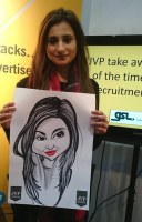 Caricature Artists Stafford Stoke Leek Newcastle